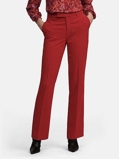 Laura Biagiotti ROMA - Trousers with permanent crease