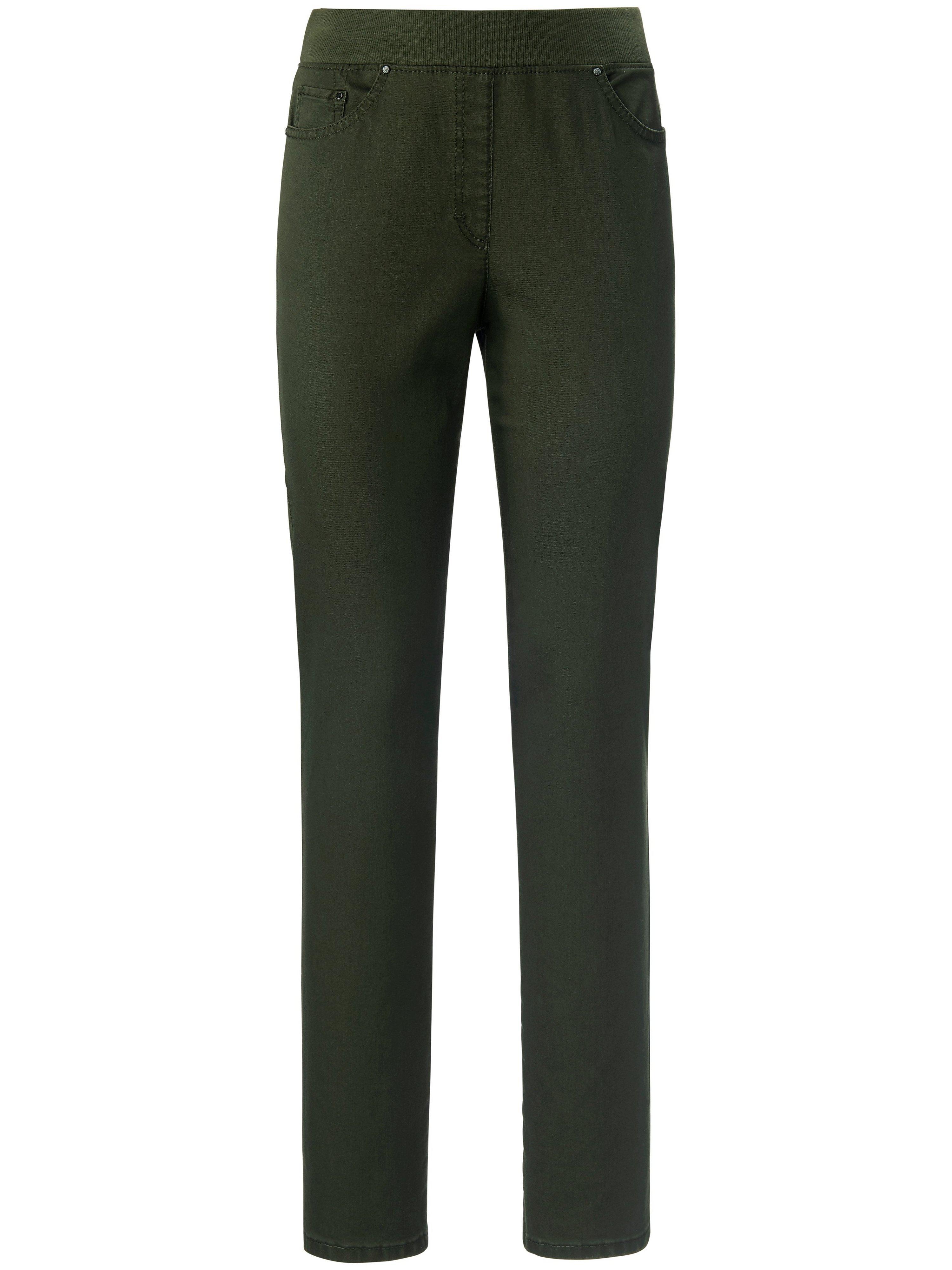 ProForm Slim-jeans model Pamina Van Raphaela by Brax groen
