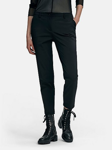 tRUE STANDARD - Ankle-length trousers in techno-stretch