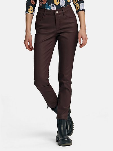 Peter Hahn - Ankle-length trousers Sylvia fit