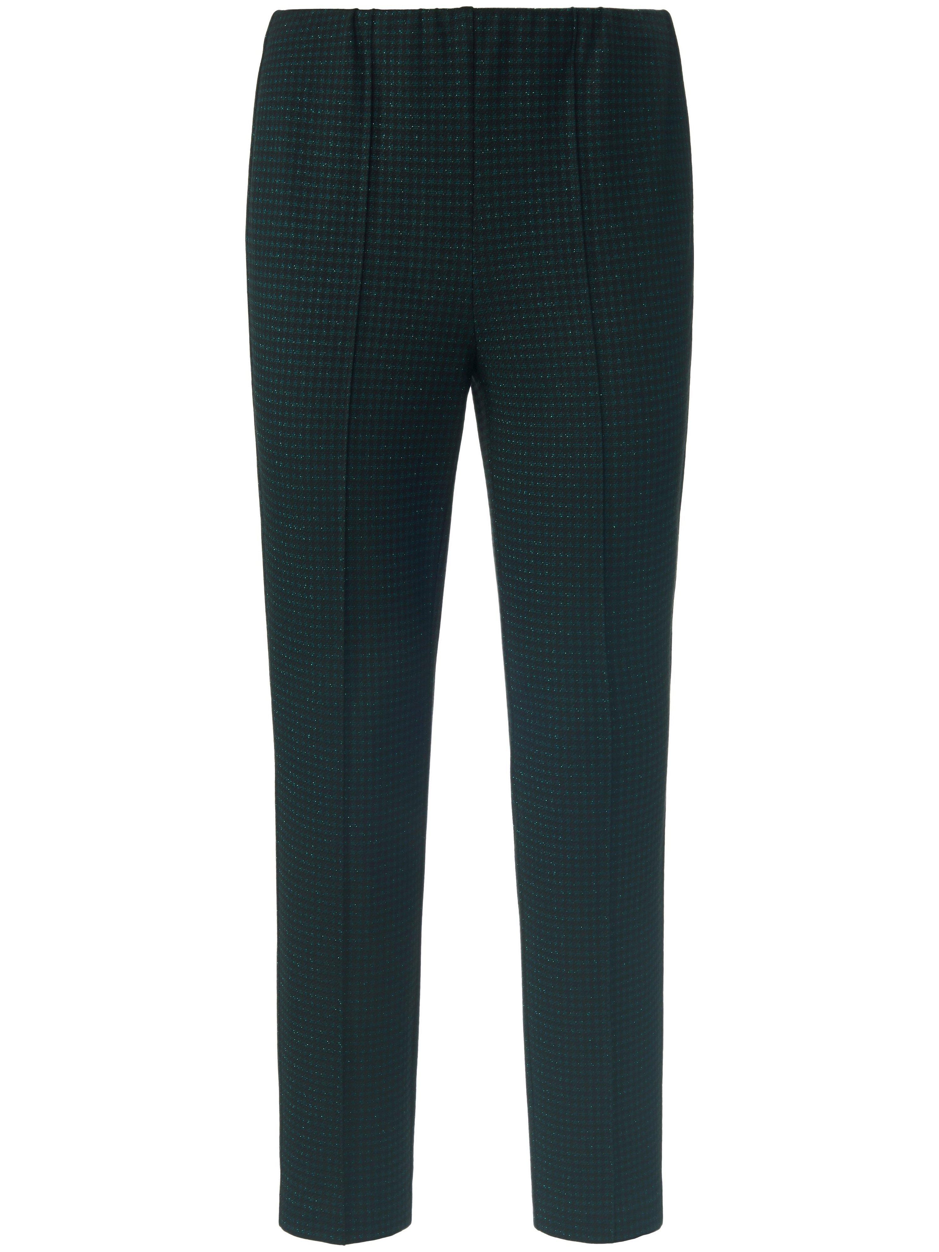 Le pantalon 7/8 jersey coupe Sylvia  Peter Hahn vert taille 21