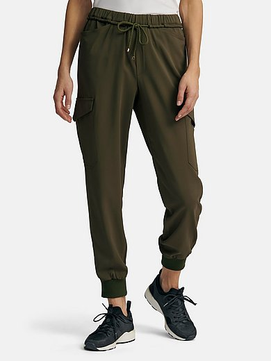 Looxent - Knöchellange Cargo-Jogg-Pants