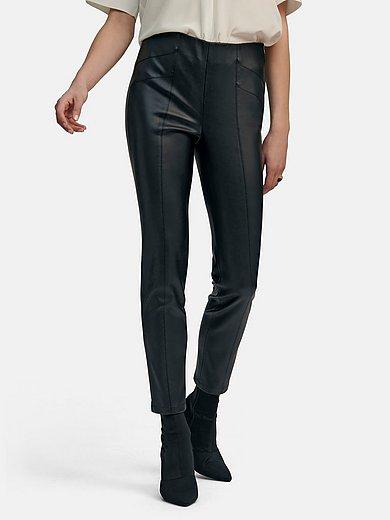 Laura Biagiotti ROMA - Leggings with side zip