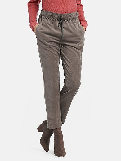 Basler - Jogger style trousers design Jil