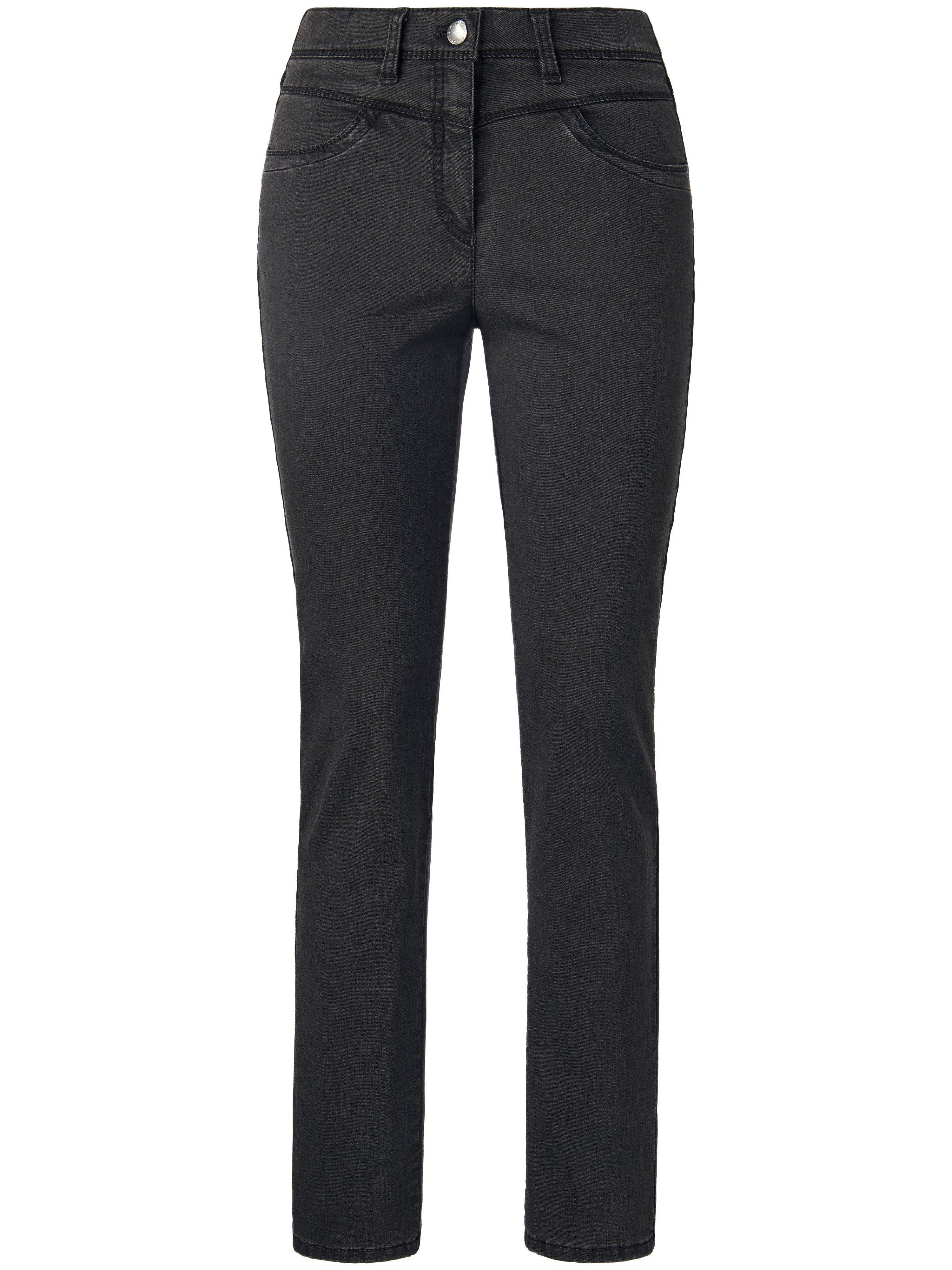 Super Slim-Thermolite-jeans model Laura New Van Raphaela by Brax denim
