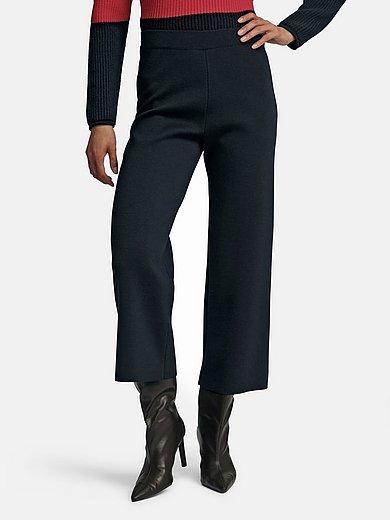 MAERZ Muenchen - Le pantalon en maille 100% laine vierge
