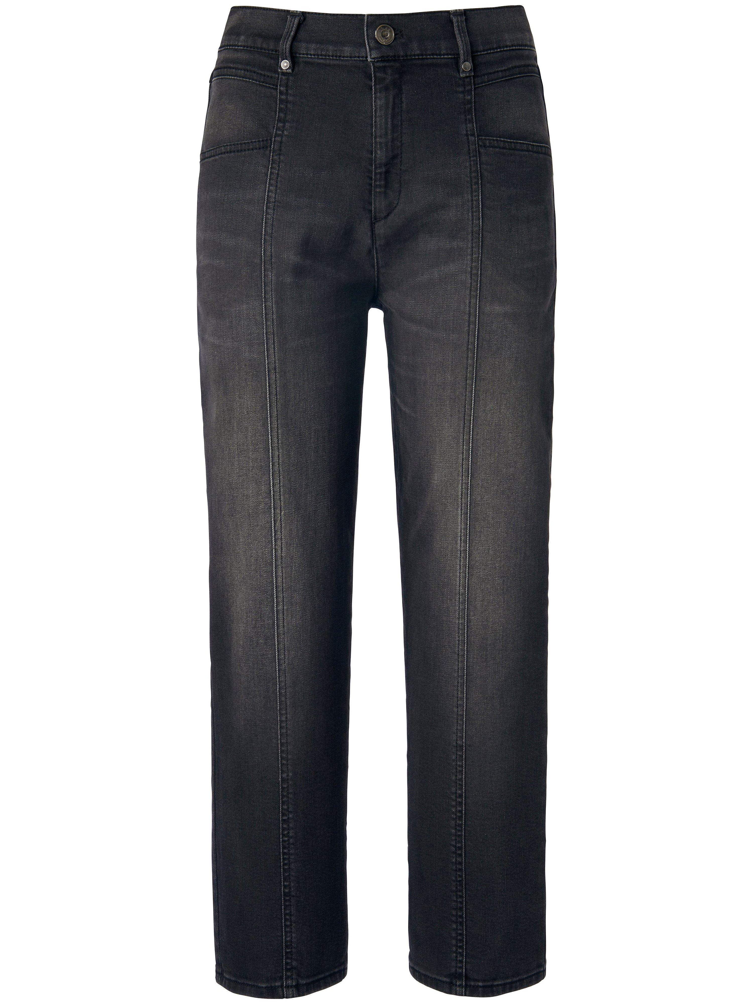 Straight Fit-7/8-jeans model Maple S Van Brax Feel Good denim