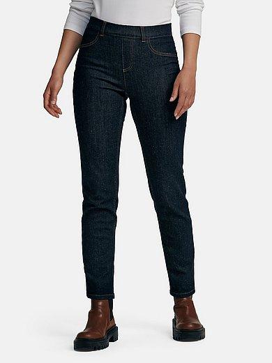 PETER HAHN PURE EDITION - Schlupf-Jeans