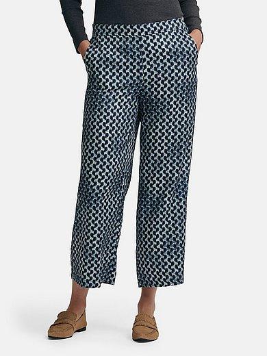 Gerry Weber - Le pantalon à imprimé graphique