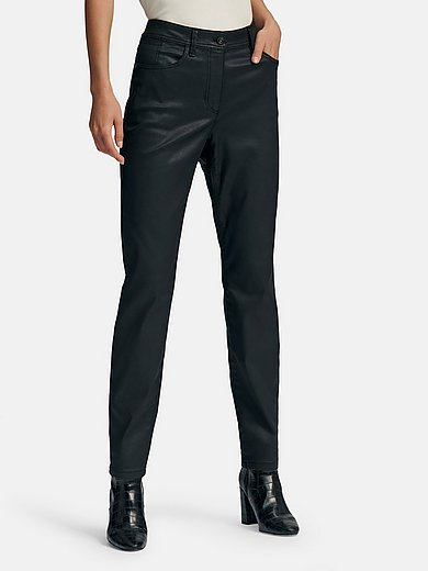Gerry Weber - Trousers in narrow 5-pocket style