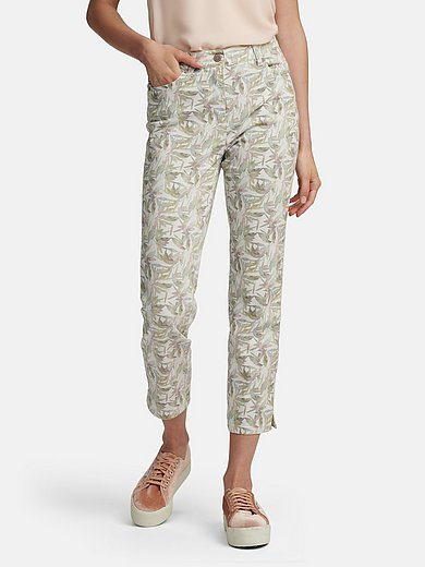 Toni - Le pantalon 7/8 Slim fit