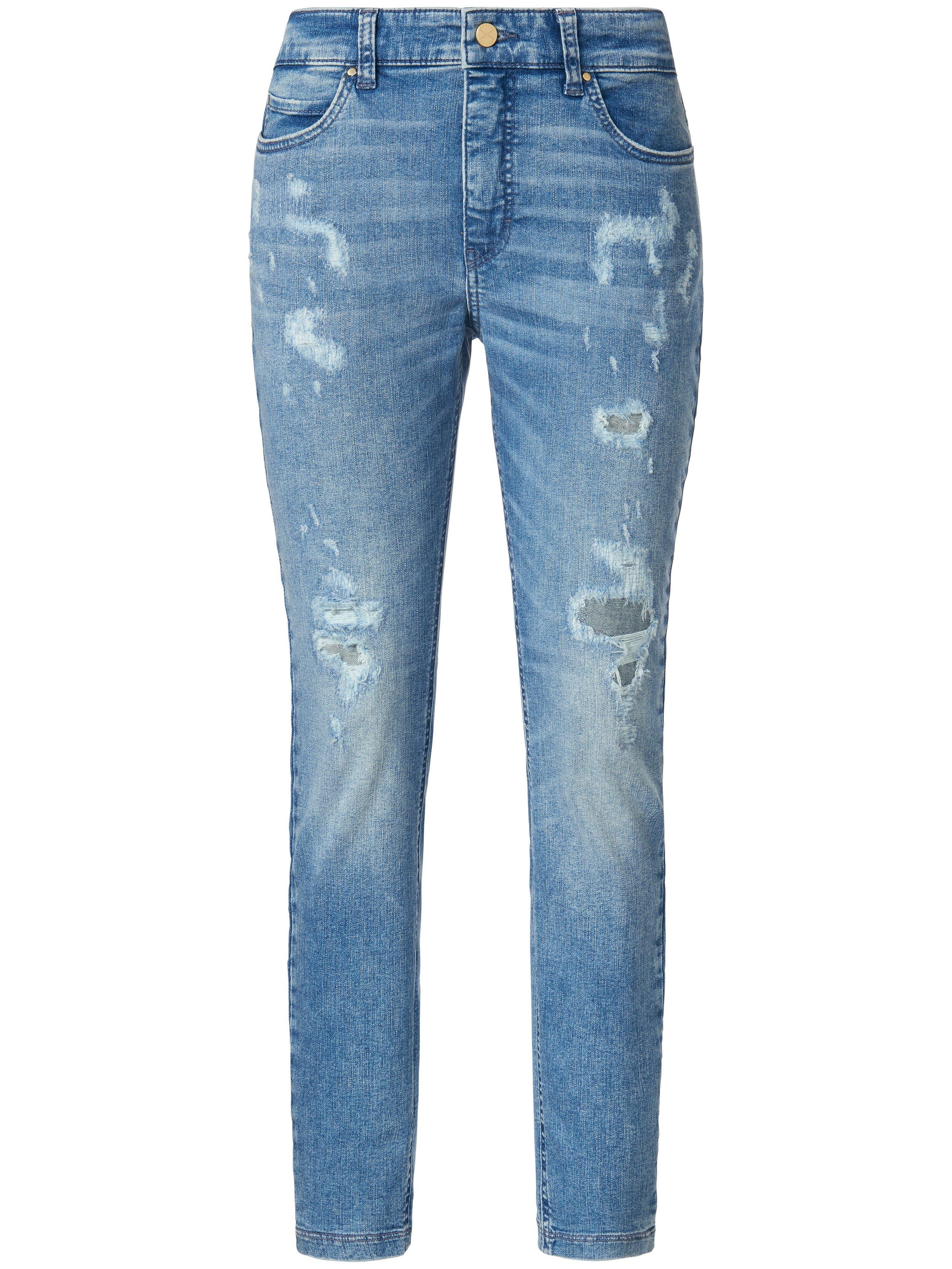 Jeans Van Mac blauw