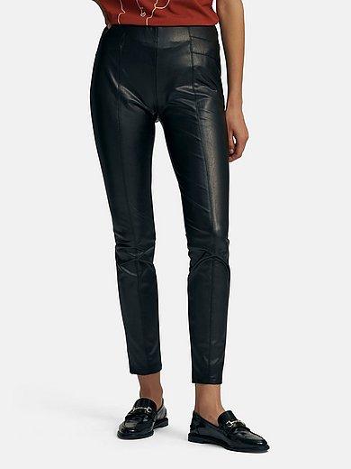 comma, - Leggings with elasticated waistband