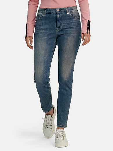 Marc Cain - Ankle-length 5-pocket style jeans