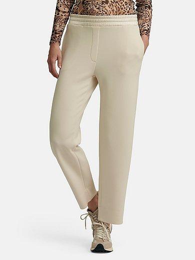 Marc Cain - Le pantalon en sweat longueur chevilles