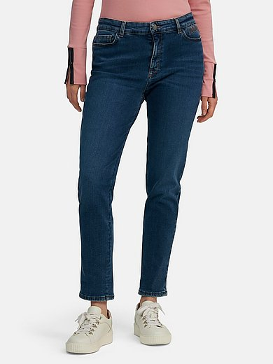 Marc Cain - Ankle-length jeans in 5-pocket style