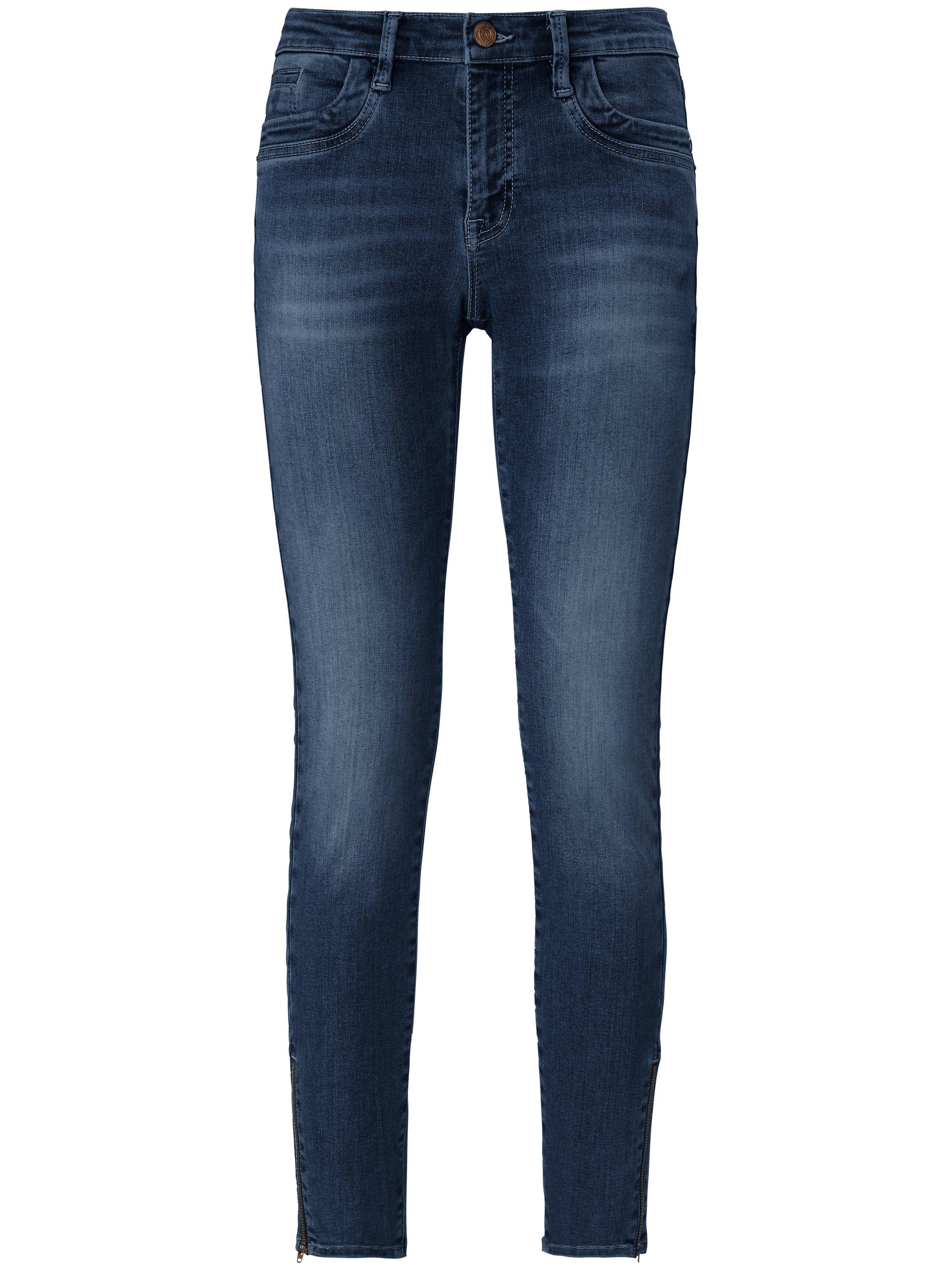 Slim fit-jeans Van Raffaello Rossi denim