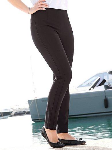 Peter Hahn - Knöchellange Jersey-Hose Sylvia im Modell Malve