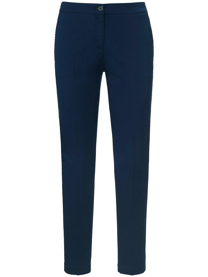 brax feel good - Knöchellange Modern Fit-Hose Modell Maron  blau Größe: 42