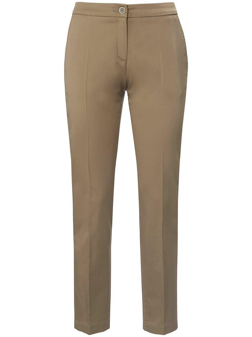 brax feel good - Knöchellange Modern Fit-Hose Modell Maron  grün Größe: 46
