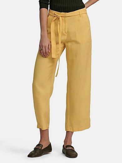 Brax Feel Good - Le pantalon en lin 7/8