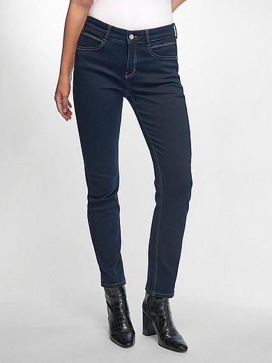 Mac - Knöchellange Straight Fit-Jeans