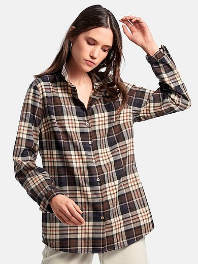 DAY.LIKE - Bluse mit angesagtem Holzfäller-Karo