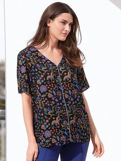 Emilia Lay - La blouse manches courtes