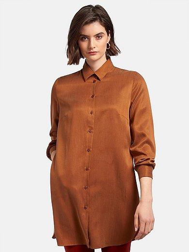 Peter Hahn - Lange blouse met lange mouwen