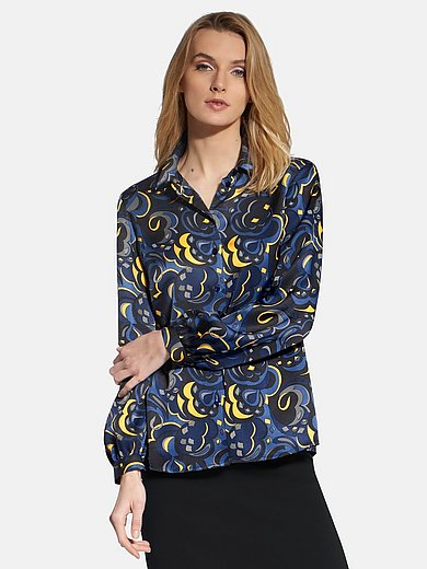 Basler - Blouse with Basler print