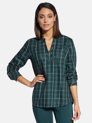 Basler - Bluse mit V-Ausschnitt