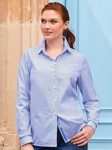 Anna Aura - Raidallinen paitapusero