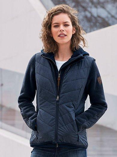 Schöffel - PFC-free reversible waistcoat design Alyeska 1