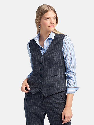 Fadenmeister Berlin - Waistcoat with V-neck