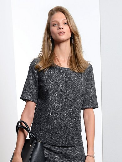 Fadenmeister Berlin - Top with short sleeves
