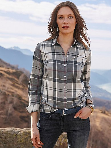 Barbour - Bluse Passform Regular Fit