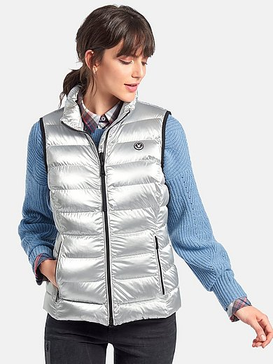 """Fuchs & Schmitt - Quilted waistcoat with """"Solarball"""" padding"""