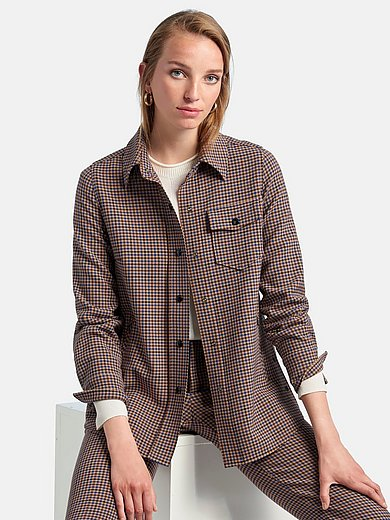 Bogner - Blouse jacket with long sleeves