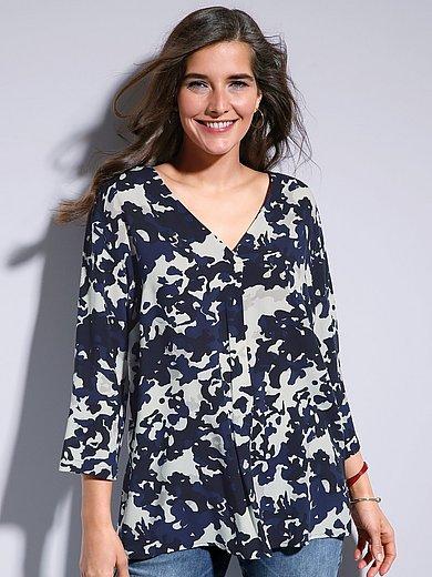 FRAPP - La blouse manches 3/4