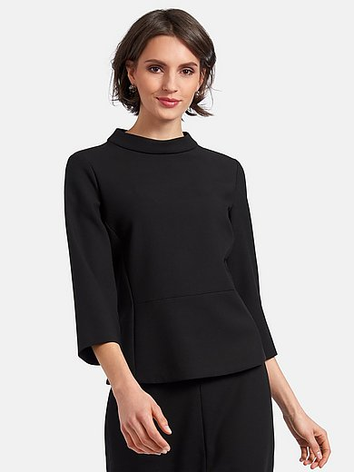 Windsor - Blouse with 3/4-length slit sleeves