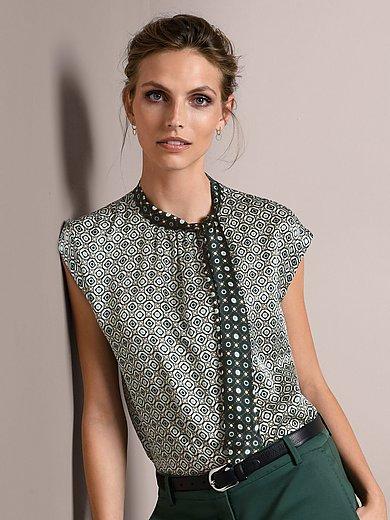 Marella - Mouwloze blouse van 100% zijde