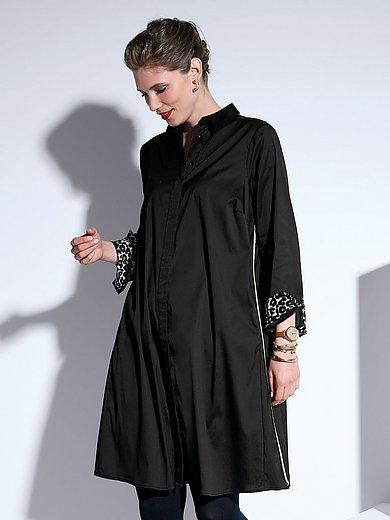 FRAPP - Hemdblusen-Kleid
