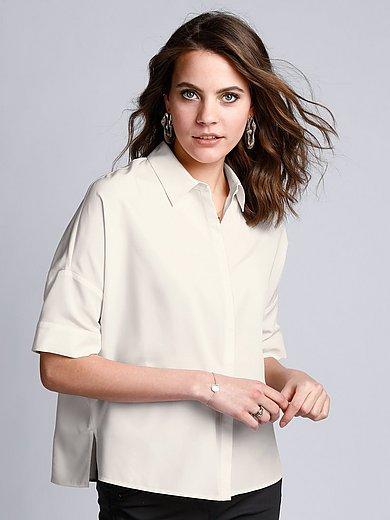 comma, - Oversized blouse