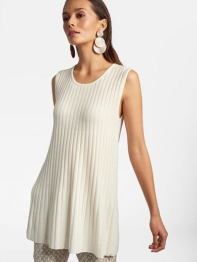 Laura Biagiotti Roma - Knitted top in 100% cashmere