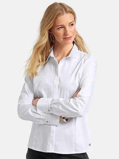 Basler - Bluse mit kleinem Kragen