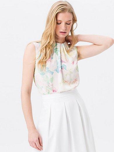 Uta Raasch - La blouse sans manches infroissable
