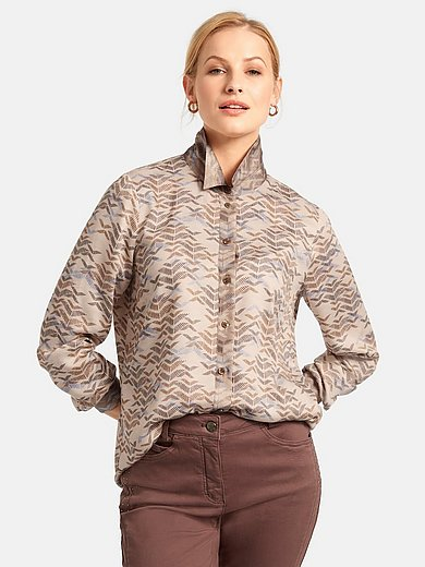 Basler - Blouse with long sleeves