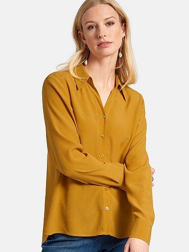 Basler - Blus med skjortkrage