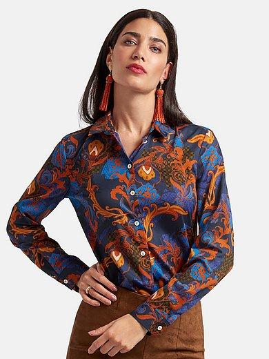 Laura Biagiotti Roma - Skjorte med lange ærmer i 100% bomuld