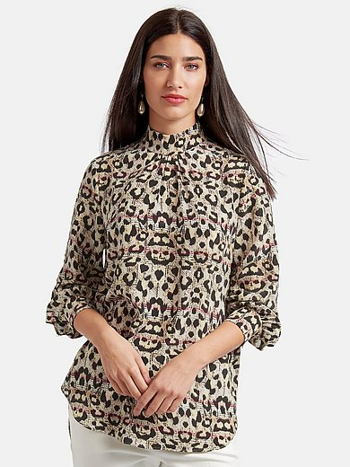 Laura Biagiotti ROMA - Pull-on style blouse in 100% silk